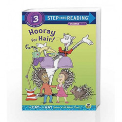 Hooray for Hair! (Dr. Seuss/Cat in the Hat) (Step into Reading) by Tish Rabe Book-9780375870484