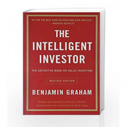 The Intelligent Investor (English) Paperback                    2013 by Benjamin Graham Book-9780062312686