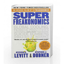 Super Freakonomics by Steven D. Levitt Book-9780062312877