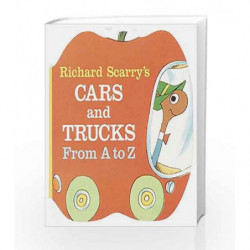 Richard Scarry's Cars and Trucks from A to Z (A Chunky Book(R)) by Richard Scarry Book-9780679806639