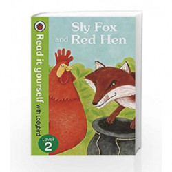 Read It Yourself Sly Fox and Red Hen (mini Hc) by NA Book-9780723272816