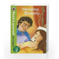 Read It Yourself Sleeping Beauty (mini Hc) by Ladybird Book-9780723272939