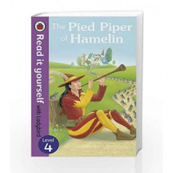 Read It Yourself the Pied Piper of Hamelin (mini Hc) level 4 by NA Book-9780723273226