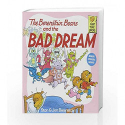 The Berenstain Bears and the Bad Dream (First Time Books(R)) by Stan Berenstain Book-9780394873411