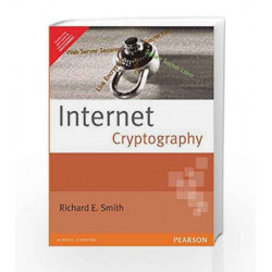Internet Cryptography, 1e by SMITH Book-9788131704127