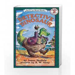 Detective Dinosaur (I Can Read Level 2) by James Skofield Book-9780064442350