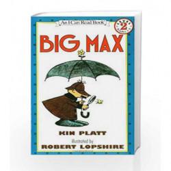 Big Max (I Can Read Level 2) by Kin Platt Book-9780064440066