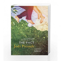 The Pact by Jodi Picoult Book-9781444754353