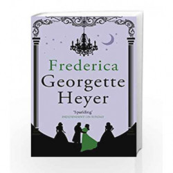 Frederica by Georgette Heyer Book-