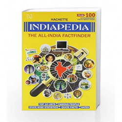 Hachette Indiapedia by NA Book-9789350097335