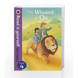 Read It Yourself the Wizard of Oz (mini Hc) by Ladybird Book-9780723273240