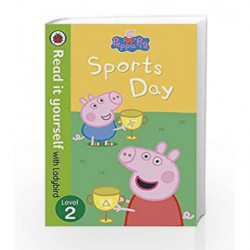 Peppa Pig: Sports Day - Read it yourself with Ladybird: Level 2 by NA Book-9780723273172