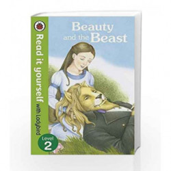 Read It Yourself Beauty and the Beast (mini Hc) by Ladybird Book-9780723275091