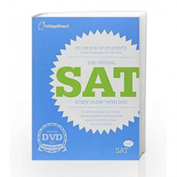 The Official SAT Study Guide with DVD by The College Board Book-9780874479799