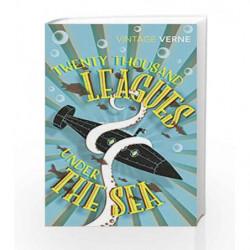 Twenty Thousand Leagues Under the Sea (Vintage Classics) by Jules Verne Book-9780099528531