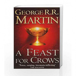 A Feast for Crows (A Song of Ice and Fire) by George R.R. Martin Book-9780006486121