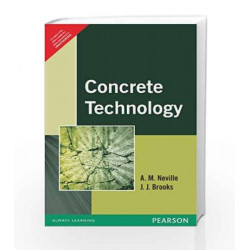 Fundamentals of Concrete Technology by A.M. Neville Book-9788131705360
