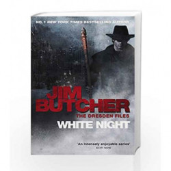 White Night: The Dresden Files (Harry Dresden) by Jim Butcher Book-9780356500355