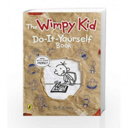 The Wimpy Kid: Do-it-Yourself Book (Diary of a Wimpy Kid) by Jeff Kinney Book-9780141339665