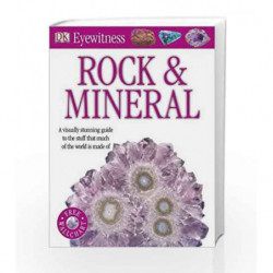 Rock & Mineral (Eyewitness) by R.F. Symes Book-9781405368346