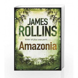 Amazonia by James Rollins Book-9780752883847
