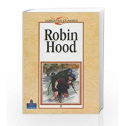 LC: Robin Hood by Longman Book-9788131706022