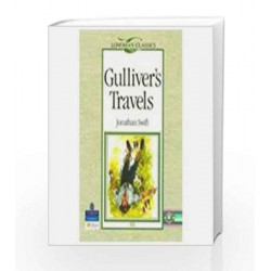 LC: Gulliver's Travels by Jonathan Swift Book-9788131706046