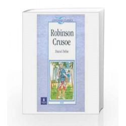 LC: Robinson Crusoe by Daniel Defoe Book-9788131706053