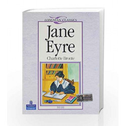 LC: Jane Eyre by Charlotte Bronte Book-9788131706077