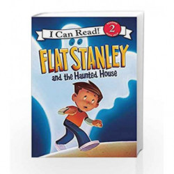Flat Stanley and the Haunted House (I Can Read Level 2) by Brown Jeff Book-9780061430053