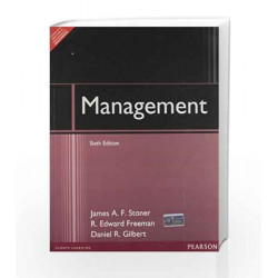 Management, 6e by STONER Book-9788131707043