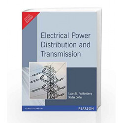 Electrical Power Distribution and Transmission by Luces M. Faulkenberry Book-9788131707098