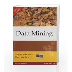 Data Mining, 1e by ADRIANS Book-9788131707173