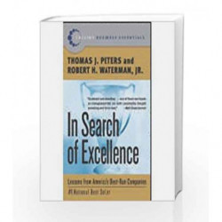 In Search of Excellence by Peters Thomas J. Book-9780062313065