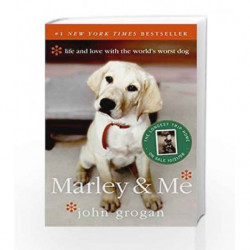 Marley and Me by John Grogan Book-9780060817091