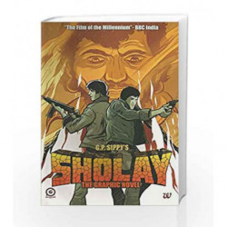 Sholay: The Graphic Novel by Various Book-9789383260881