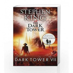The Dark Tower VII: The Dark Tower by Stephen King Book-9781444723502