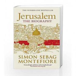Jerusalem: The Biography by Simon Sebag Montefiore Book-9781780220253