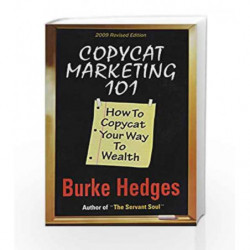 Copycat Marketing 101 by BURKE HEDGES Book-9788182744462