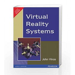 Virtual Reality Systems by VINCE Book-9788131708446