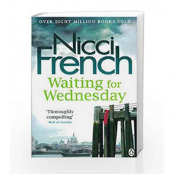 Waiting for Wednesday (Frieda Klein) by Nicci French Book-9780241950340