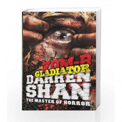ZOM-B Gladiator by Darren Shan Book-9780857077738