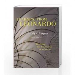 Learning from Leonardo by Fritjof Capra Book-9781626561342