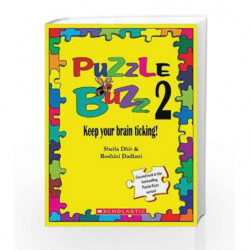 Puzzle Buzz 2 by NA Book-9789351031307