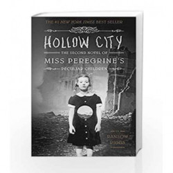 Hollow City: The Second Novel of Miss Peregrine's Peculiar Children by Ransom Riggs Book-9781594747175