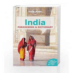 Lonely Planet India Phrasebook & Dictionary (Lonely Planet Phrasebooks) by NA Book-9781741794809