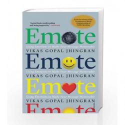 Emote by Vikas Gopal Jhingran Book-9788184005158