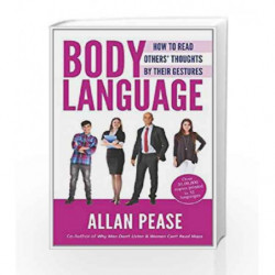Body Language by Allan Pease Book-9788183224109