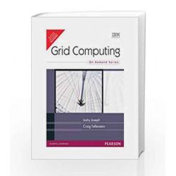 Grid Computing, 1e by JOSEPH Book-9788131708859