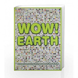 Wow! Earth by John Wood Book-9781409387053